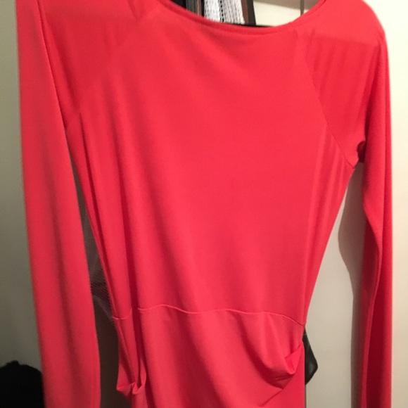 RACHEL Rachel Roy Dresses & Skirts - Red Orange Rachel Roy Dress